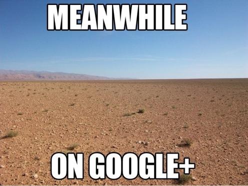 Google Minus post image