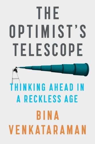 This Week In Reading: The Optimist's Telescope post image